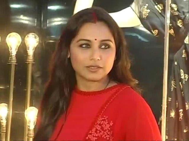 Video : Aditya Chopra Plans Sequel to Rani's <i>Mardaani</i>