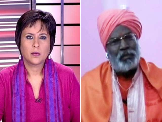 Video : The 'Maharaj' of Controversy: Sakshi Defiant on Statements