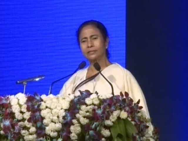 Video : I Touch Your Feet, Says Chief Minister Mamata Banerjee to Investors