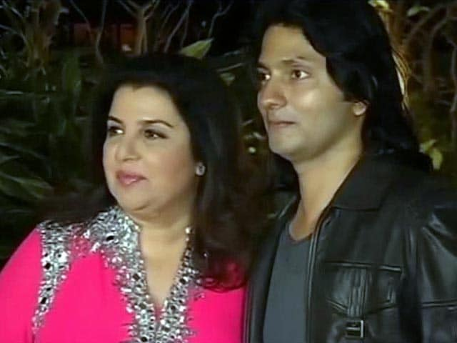Video : Farah Khan's Star-Studded Birthday Celebrations