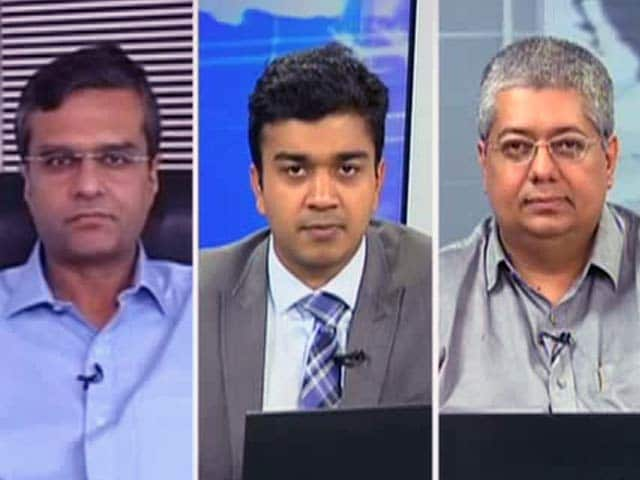 Video : Run-up in Infosys Shares Justified: Dipan Mehta