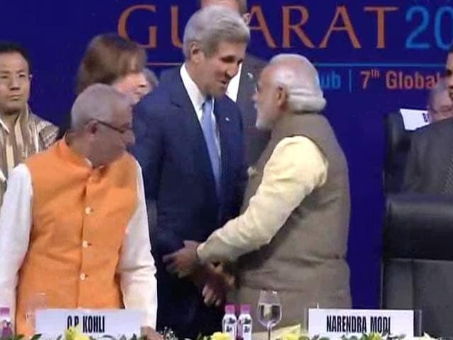 Video : PM Modi Showcases Vibrant India From Gujarat Summit, Promises Ease of Doing Business