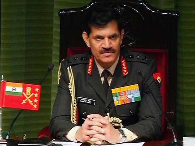 Video : Threats Growing Due to Active Borders, Says Army Chief