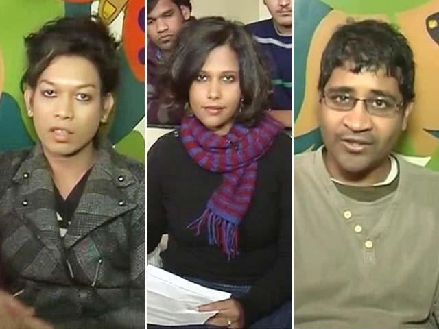 Video : 'Sabka Saath Sabka Vikas Excludes Gays?'