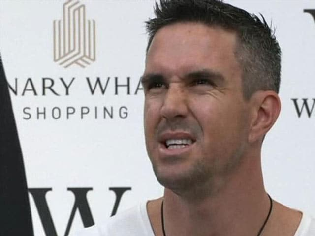 Video : Kevin Pietersen Admits to Crying After Being Sacked From England Team