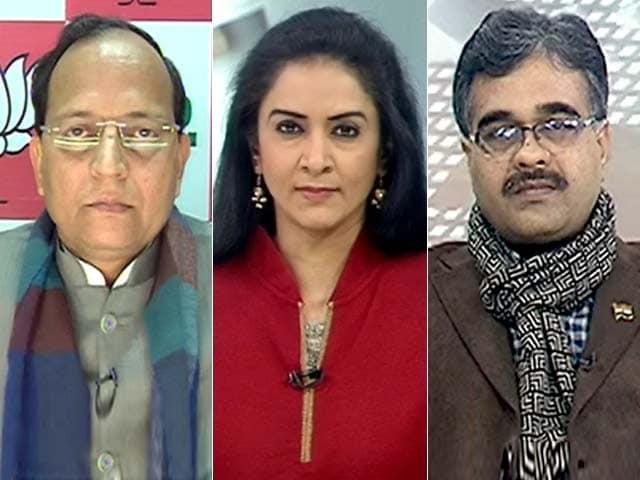 Videos : न्यूज़ प्वाइंट : विवादित बयानों से किसका फ़ायदा?