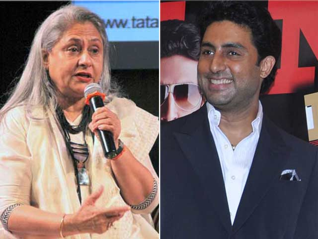 Video : Jaya Bachchan To Play Abhishek's Mother in <i>Hera Pheri 3</i>?