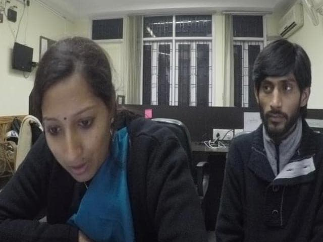 Video : Greenpeace Campaigner Skypes London From Delhi After Travel Ban