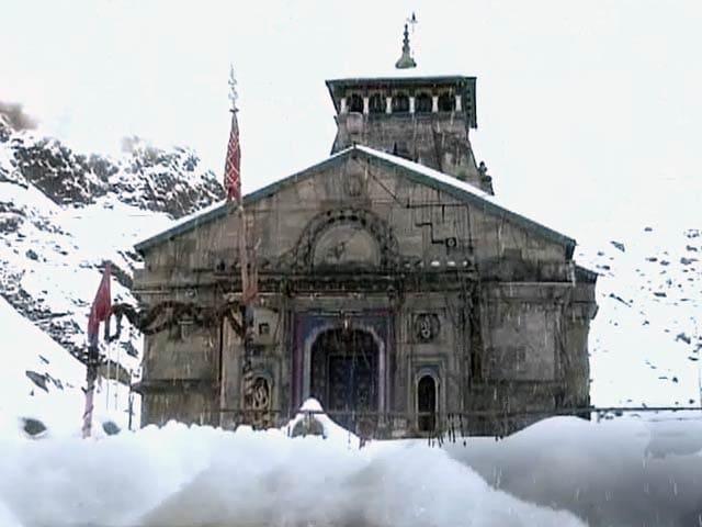 Videos : केदारनाथ में पुनर्निर्माण की मुहिम