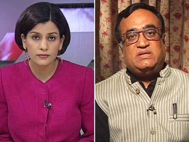 Video : Gross Opportunism in the Way Kiran Bedi Joined BJP: Ajay Maken to NDTV