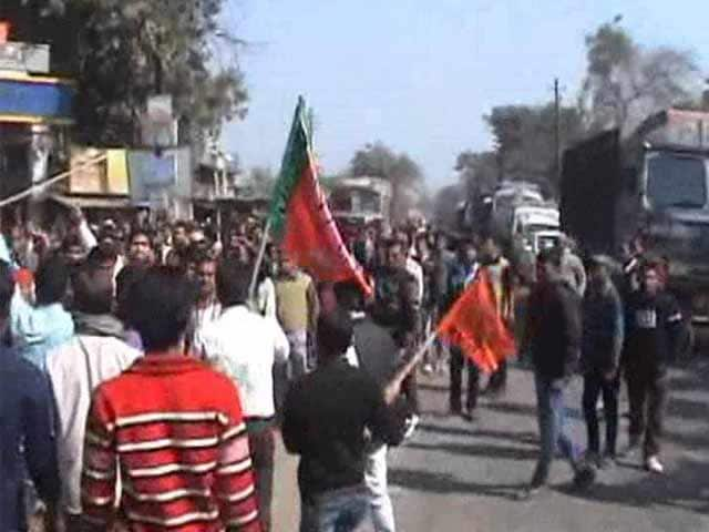Video : Violence Plagues College Union Elections in West Bengal