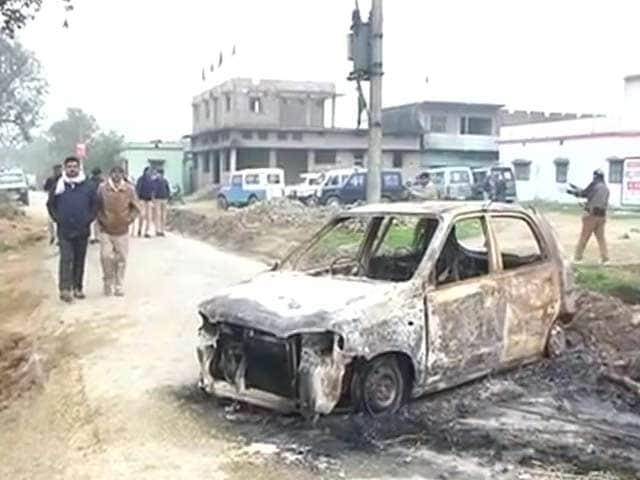 Videos : मुजफ्फरपुर हिंसा : 14 लोग हिरासत में