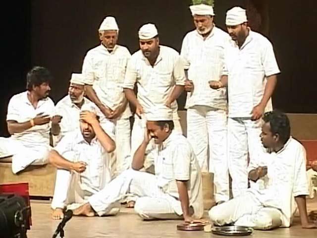 Video : वीरप्पन के साथी ने किया 'नाटक'