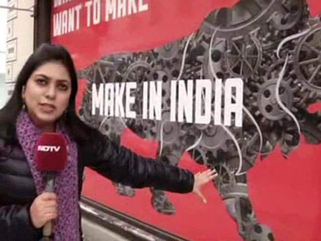 Video : India Likely to be the Star at Davos