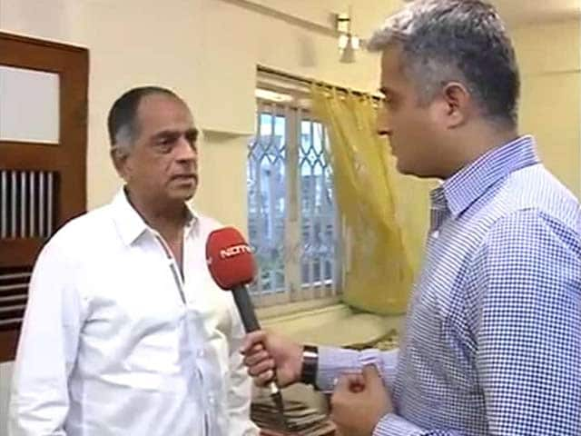 Video : 'Narendra Modi My Action Hero,' Says New Censor Board Chief Pahlaj Nihalani