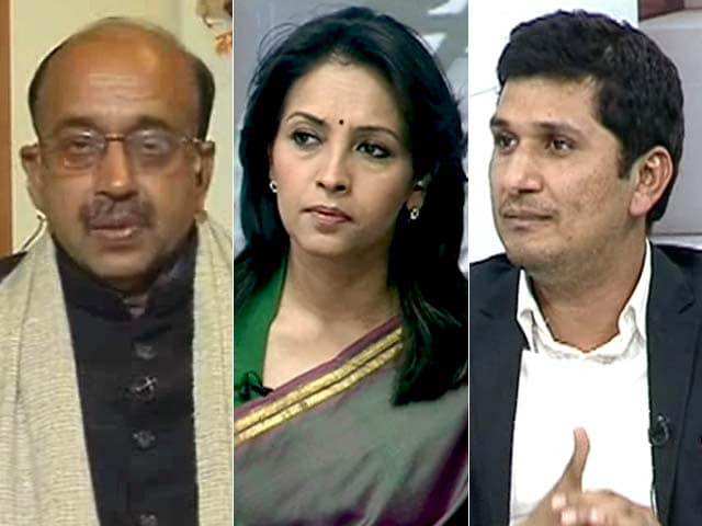 Video : बड़ी खबर : किरण को लेकर बीजेपी में असंतोष?