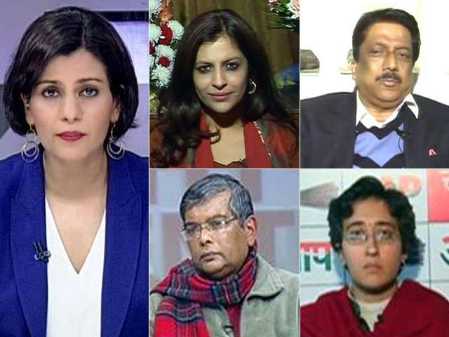Video : Kiran Bedi vs Arvind Kejriwal: Should They Have a Public Debate?