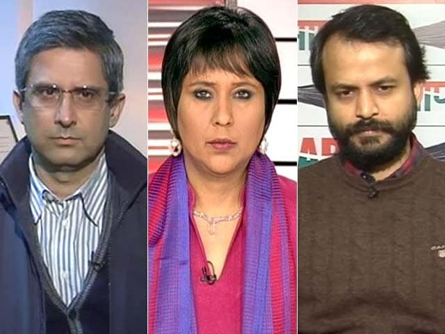Video : Debate Dare From Arvind, Tamasha Says Kiran. Is She Right Or Wrong?