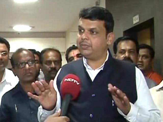 Video : Business Climate has Changed: Maharashtra CM