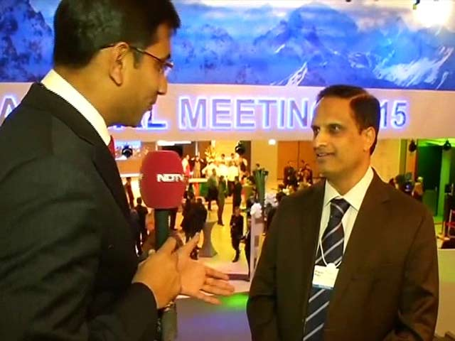 Video : In Conversation With Pravin Rao of Infosys at Davos