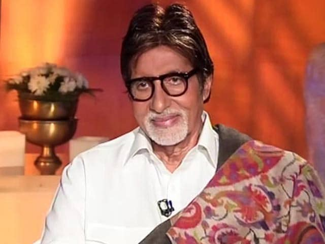 Video : Amitabh Bachchan on Why He Hasn't Worked With Rekha