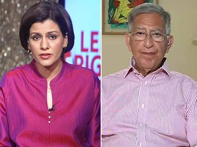 Video : 'Sunanda Pushkar Was Distraught, Claimed George Bush Was Consulting Her'