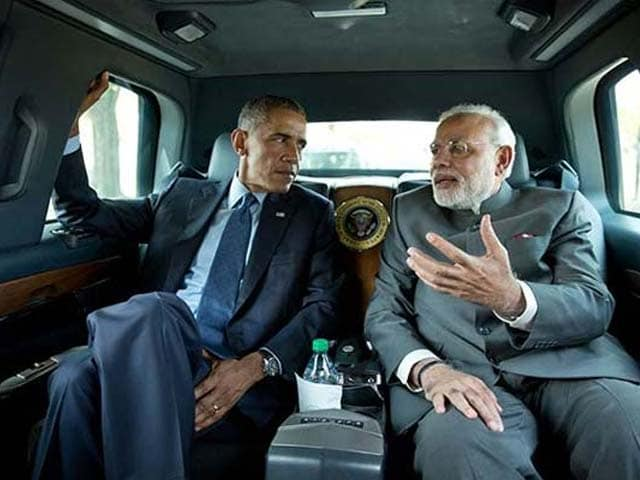 Video : President Obama to Join PM Modi in 'Mann ki Baat' Radio Address