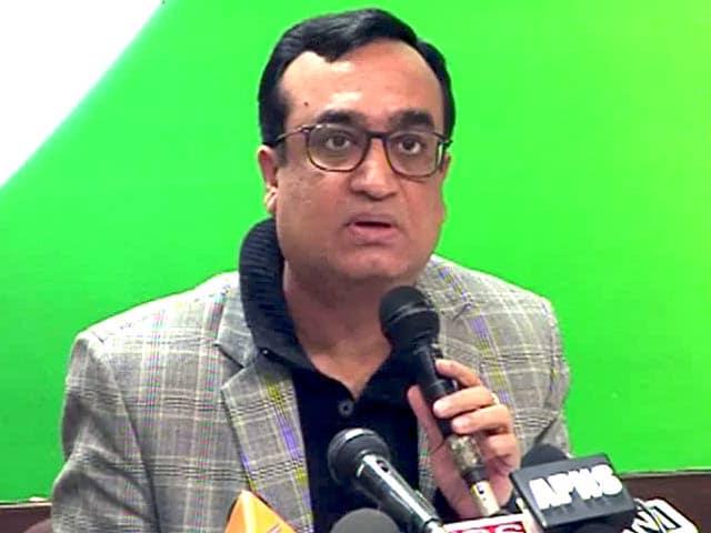 Videos : मोदी भारतीयता के प्रतीक नहीं : द्विवेदी के बयान पर कांग्रेस