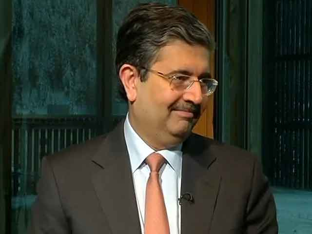Video: In Conversation with Uday Kotak at Davos