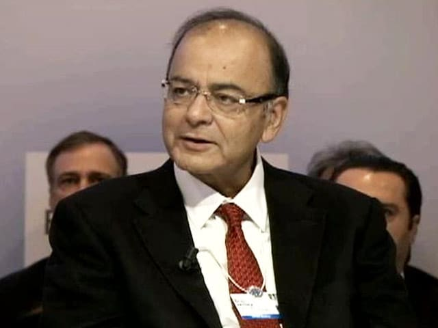 Video : India's Growth Potential is Over 9%: Arun Jaitley