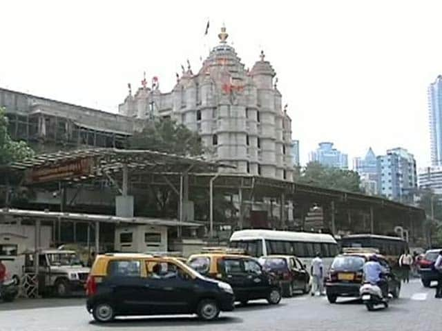 Video : Intel Alert to Mumbai's Famous Siddhivinayak Temple Ahead of Obama Arrival