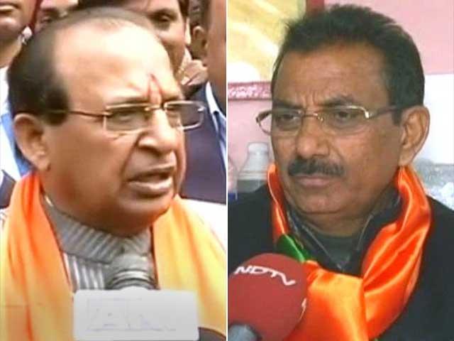Videos : दिल्ली चुनाव : दो नेताओं को घर से मिल रही चुनौती