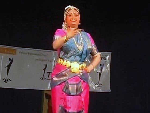 Video : Down-Syndrome Affected Hema Gives Chennai a Memorable Bharatanatyam Performance