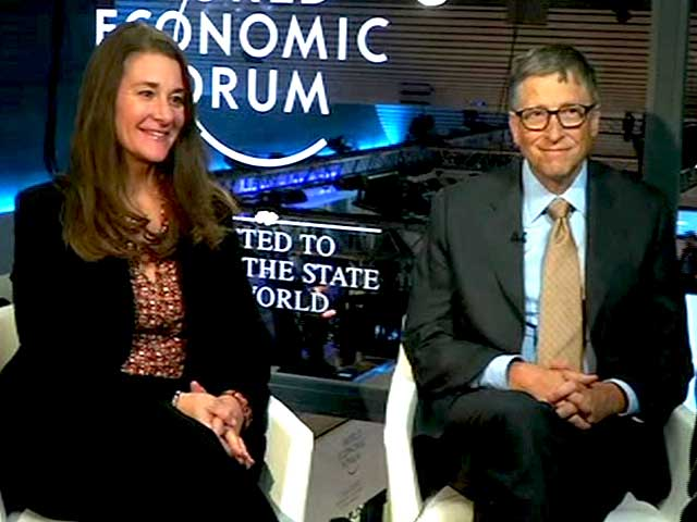 Video : Growth of Philanthropy in India Impressive: Bill & Melinda Gates Foundation