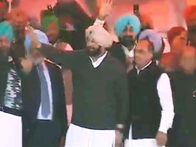 Videos : कैप्टन अमरिंदर सिंह ने रैली कर दिखाई ताकत