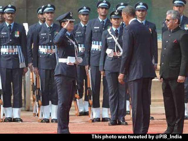 Video : Show-Stealer Wing Commander Pooja Thakur