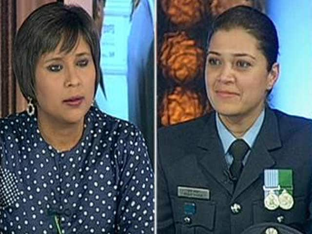 Video : Proud Moment For Me: Wing Commander Pooja Thakur to NDTV
