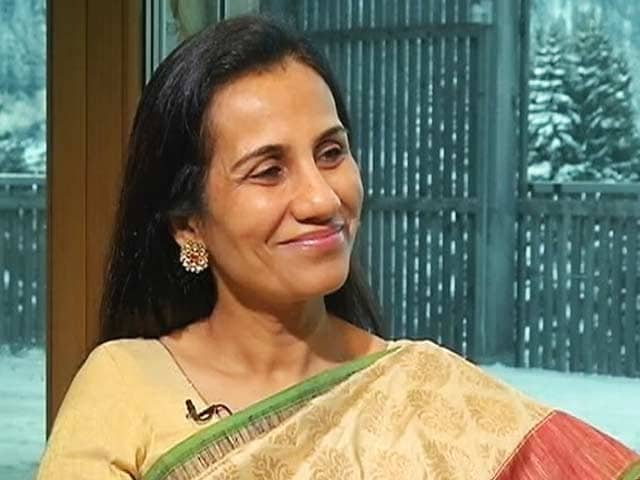 Video : GST Should be Made Priority: Chanda Kochhar