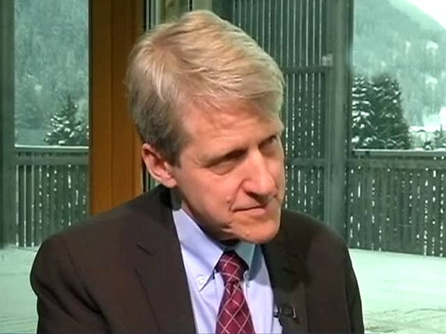 Video : Quantitative Easing May Take Europe Out of Deflation: Robert Shiller