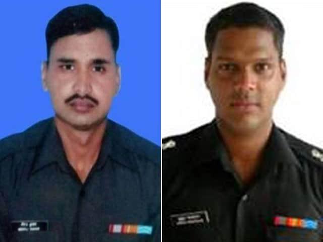 Videos : आतंकियों से लोहा लेने वाले दो शहीदों को अशोक चक्र