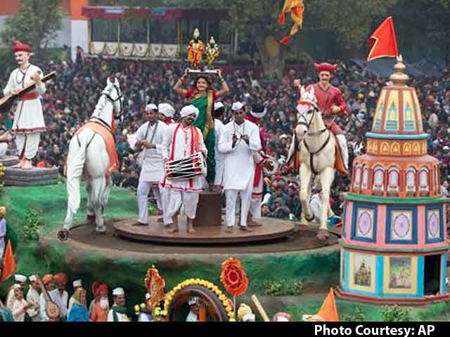 Video : With Chief Guest Obama, a Rainy Republic Day Parade
