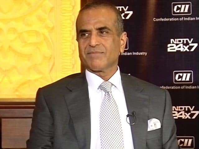 Video : India Moving Forward in Technology Era: Sunil Bharti Mittal