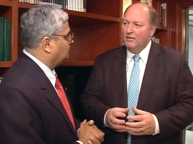 Video : 'Cautiously Optimistic About India-US Nuclear Deal', Says Westinghouse CEO Danny Roderick