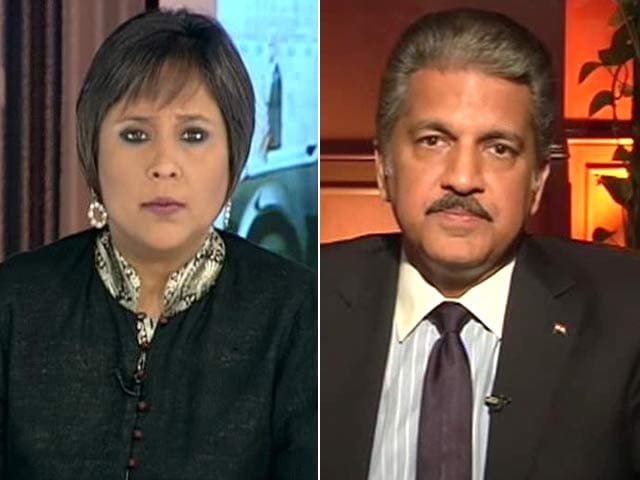Video : Narendra Modi and Barack Obama Like Long Lost Brothers From Bollywood Plot: Anand Mahindra