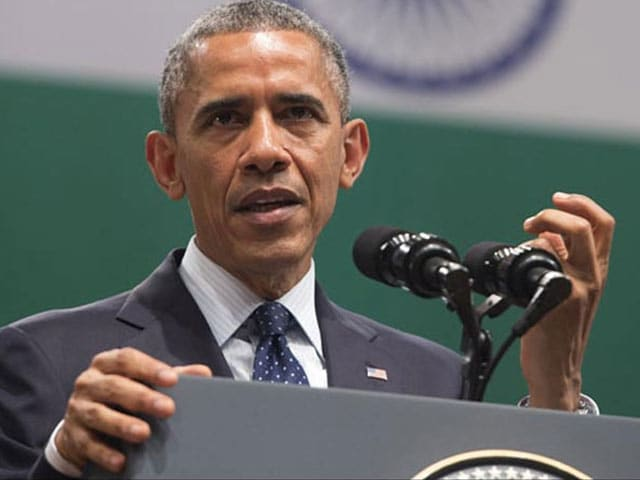 Video : India Can be America's 'Best Partner', says Barack Obama