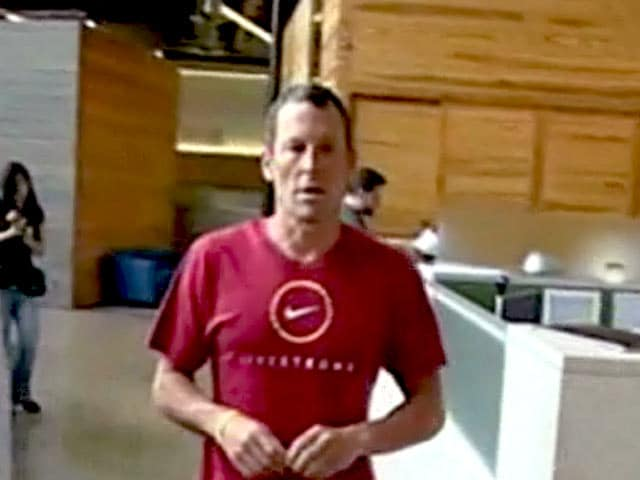 Lance Armstrong Says He'd Cheat Again