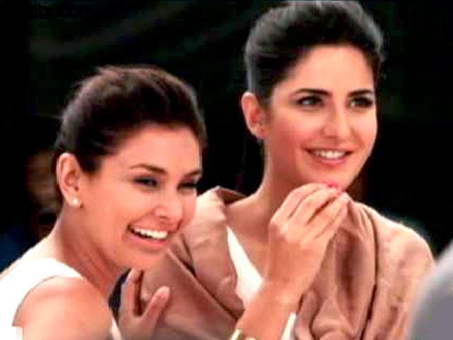 Katrina Kaif's New Friend in Bollywood