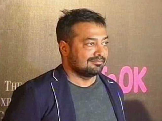 Anurag Kashyap Anti-Smoking Disclaimer Angst
