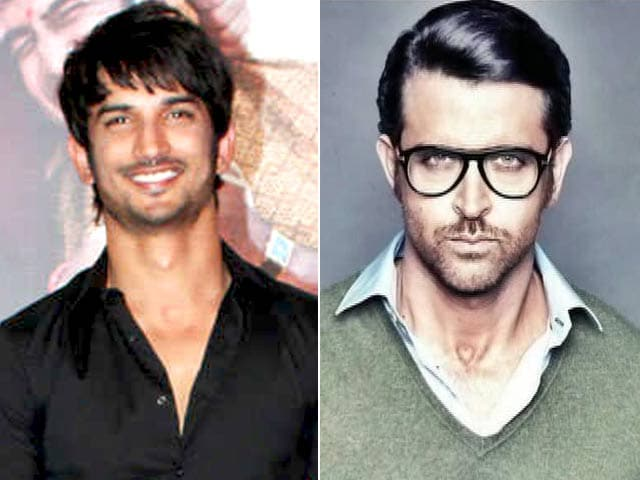 Video : Bollywood's Time Travellers: Hrithik Roshan, Sushant Singh Rajput