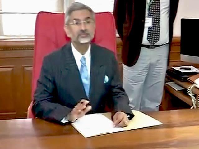 Video : एस जयशंकर से संभाला विदेश सचिव का पद